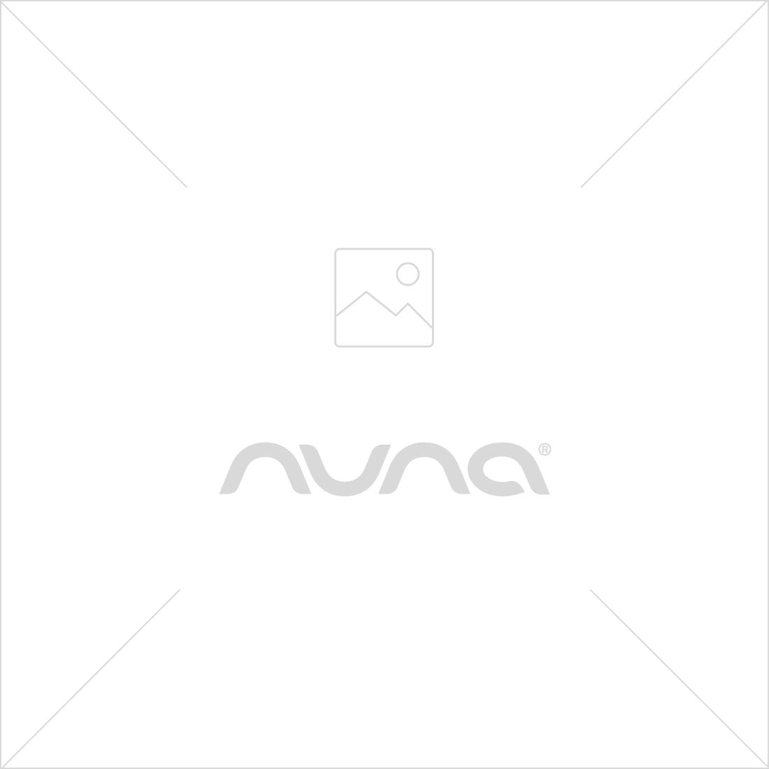 Nuna Leaf Baby Bouncer Rocker Seat Bisque